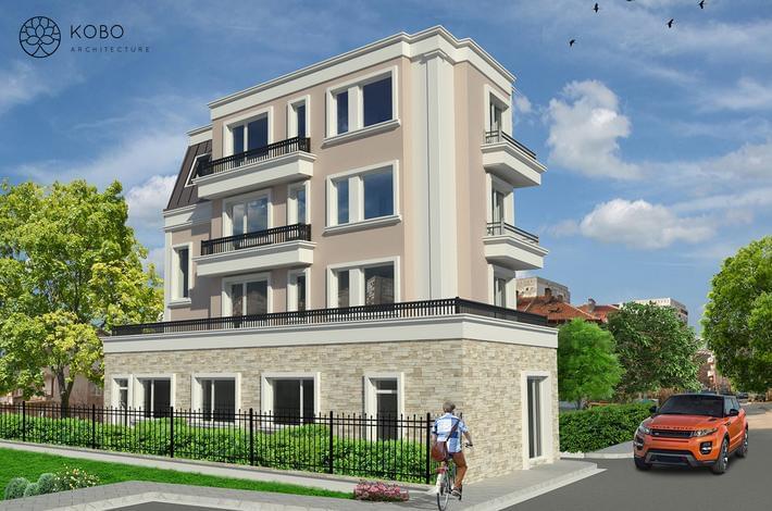 Многофамилна жилищна сграда гр.Варна